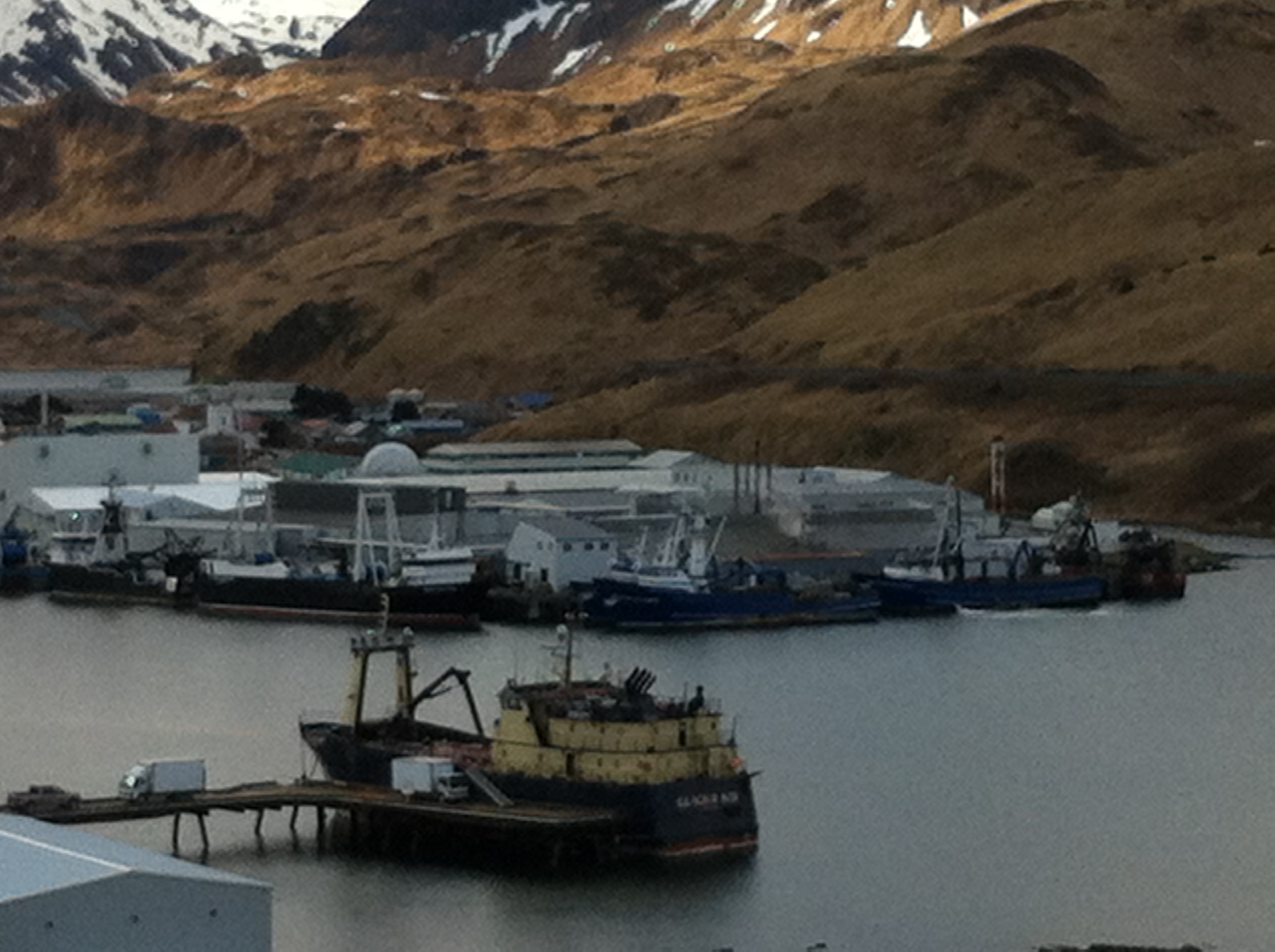 Grand aleutian hotel in dutch harbor - Dutch Harbor