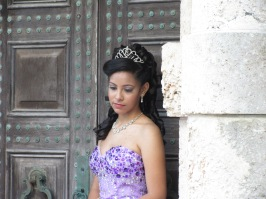 QuinceañeraBeauty at Vizcaya Museum and Gardens