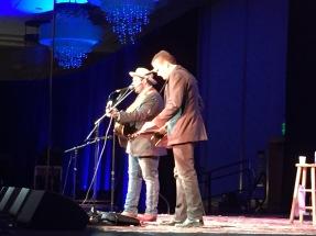 Rob Ickes and Trey Hensley at Wintergrass