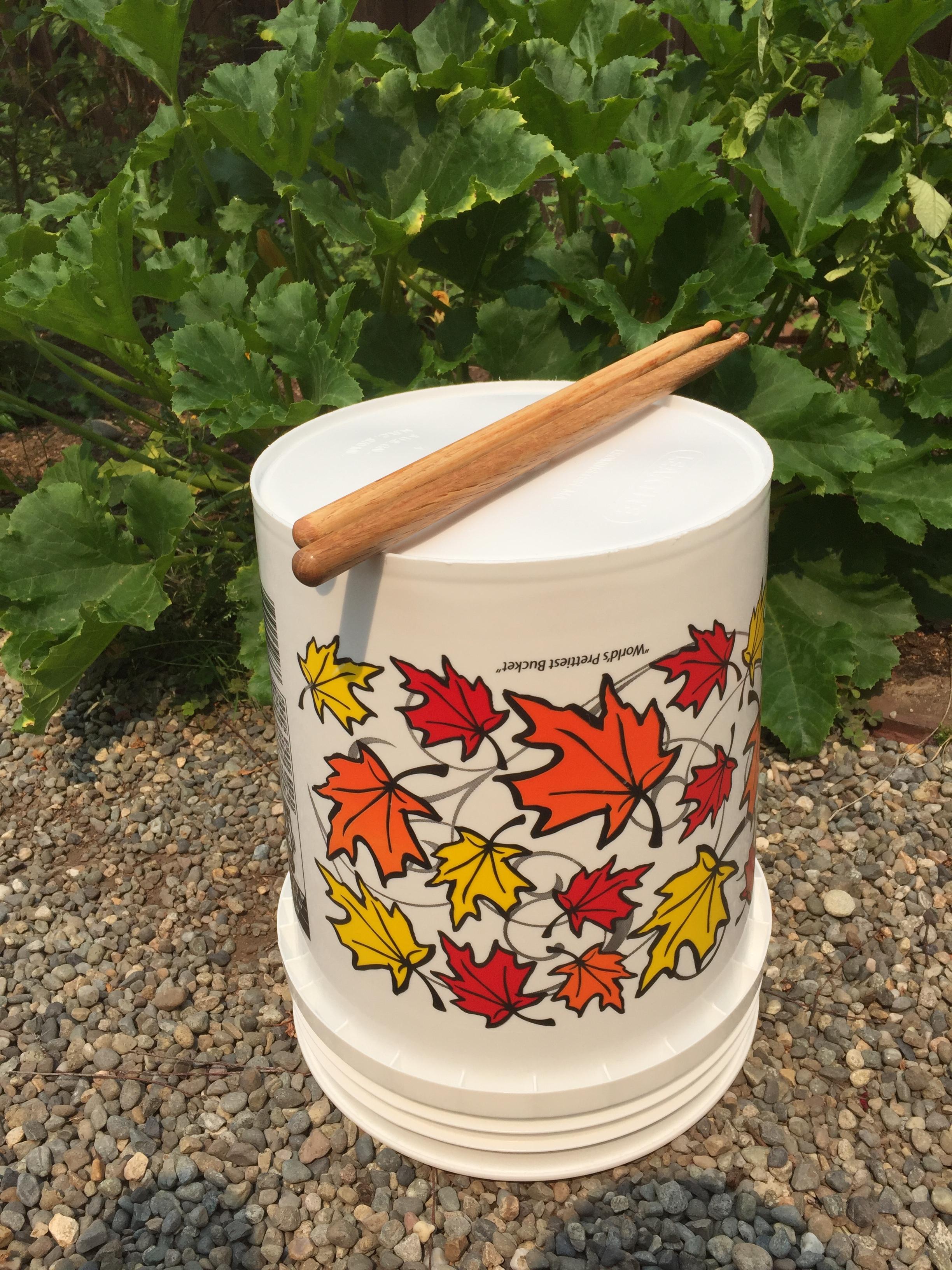 Bucket Drum