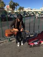Vegas Street Musician