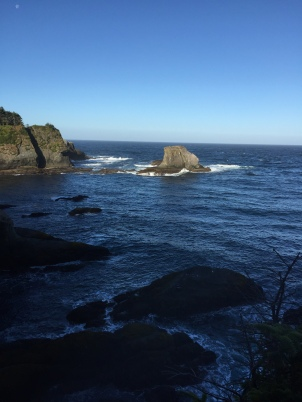 View from Cape Flattery Point